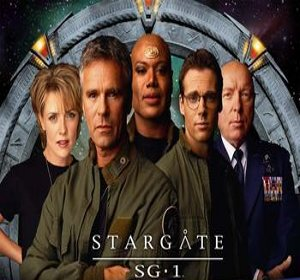 series Stargate SG1 Briliant science fiction tv series great writting casting acting Example magnificent transfer movie world imagination 